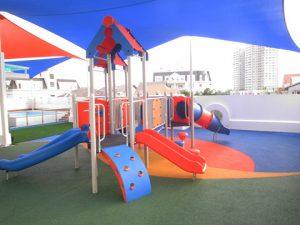 Ship Style Playground Equipment